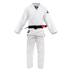 Fuji All Around BJJ Gi White Kids