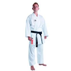 Hayashi Kumite Karateanzug WKF White