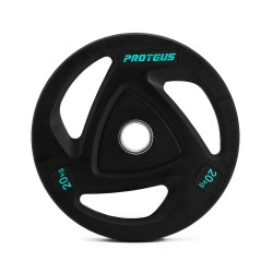 PROTEUS Gewichtscheibe Olympic 50mm 20kg
