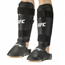UFC Schienbein Fussschützer aus PU UFX 1050