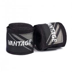 Vantage Combat Boxbandagen Black 250cm