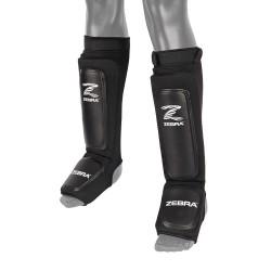 Zebra MMA-Schienbeinschutz PERFORMANCE