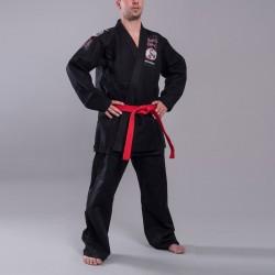 Phoenix BJJ MMA Anzug Budos Finest Black