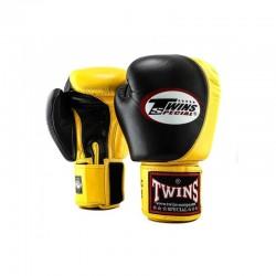 Twins Boxhandschuh BGVL 9 Black Yellow