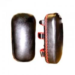 Arm Mitt Thai Modell Schwarz Leder