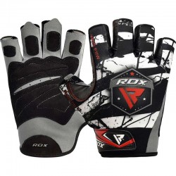RDX Gym Handschuh Sublimation F11 weiss