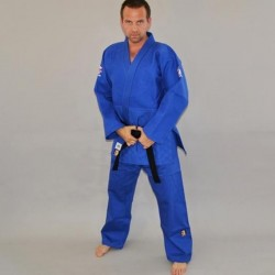 Phoenix Matsuru Judo IJF 2015 Mondial Slim Fit Blau