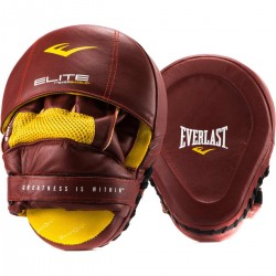 Everlast Pro Elite Mantis Mitts Red P00000700