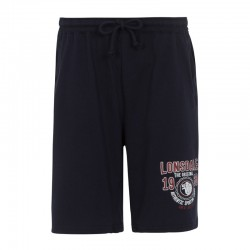 Lonsdale Manchester Herren Jersey Shorts Dark Navy