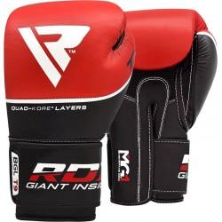 RDX Boxhandschuh BGL-T9 rot