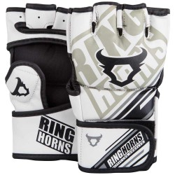 Ringhorns Nitro MMA Gloves White