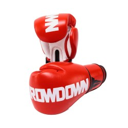Throwdown Boxing Gloves Contender 10oz red