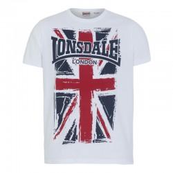 Lonsdale Southampton Herren T-Shirt White