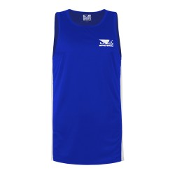 Bad Boy Stinger Boxing Tank Top Blue