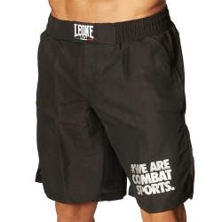 Leone 1947 MMA Short Basic schwarz