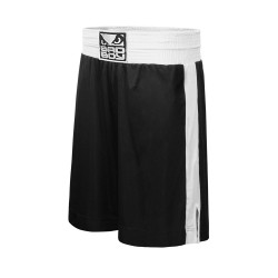 Bad Boy Stinger Boxing Shorts Black