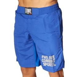 Leone 1947 MMA Short Basic blau
