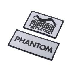 Phantom Logo Reflective Set Patches