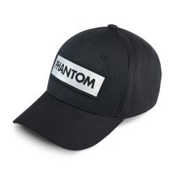 Phantom Laser Cap Black