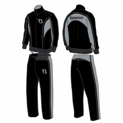 Abverkauf Booster Pro Tracksuit Trainingsanzug