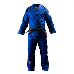 Ground Force Basic BJJ Gi Blue