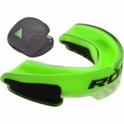 RDX Zahnschutz GGS-3 grün Senior