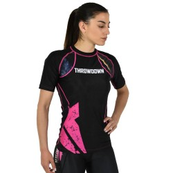 Throwdown Combat Training Rashguard Women SS