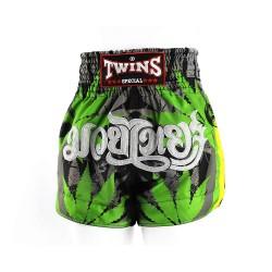 Twins TTBL 79 Fightshorts Grass
