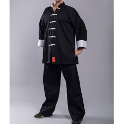 Phoenix Shaolin II Kung Fu Black White