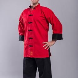 Phoenix Kung Fu Jacke Shaolin II Rot