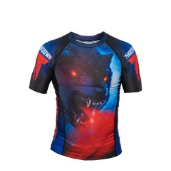 Abverkauf Throwdown Arctic Rashguard SS