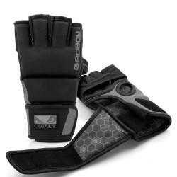 Bad Boy Legacy Prime MMA Gloves Black Grey
