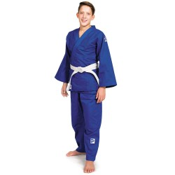Green Hill Club Judoanzug Blau Kids