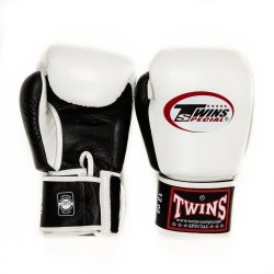 Twins BGVL 3 Boxhandschuhe White Black