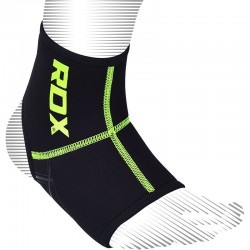RDX Knöchelbandage grün