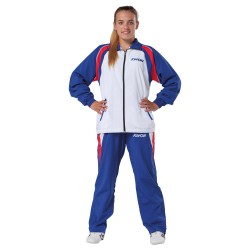 Kwon Endurance Trainingsanzug Blau Weiss Kids