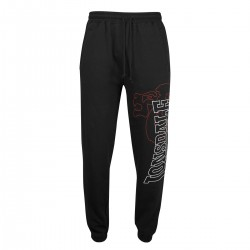 Lonsdale Dartford Herren Jogging Pant Black