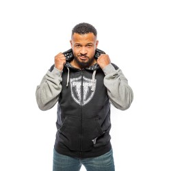 Abverkauf Throwdown Juggernaut Zip Hoodie
