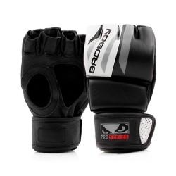 Abverkauf Bad Boy Pro Series Advanced MMA Gloves Black White