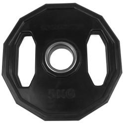 Tunturi Olympic Gummi Gewichtsscheibe 5.0kg