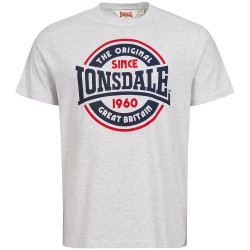 Lonsdale Men T-Shirt RICHBORNE grau
