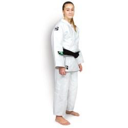 Green Hill Semi Competition Judoanzug Weiss