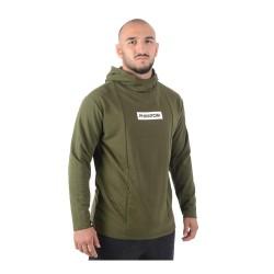 Phantom Zero Hoodie Army Green