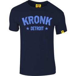 Kronk Detroit Stars Slimfit T-Shirt Navy