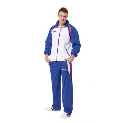 Kwon Endurance Trainingsanzug Blau Weiss