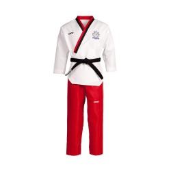 Kwon Poomsae Taekwondo Anzug Mädchen
