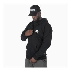 Phantom Zip Team Hoodie Black