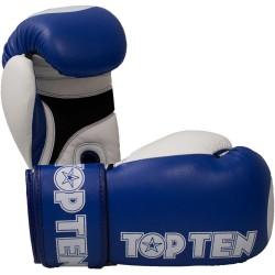 Top Ten Star XLP Boxhandschuhe 10OZ Rot