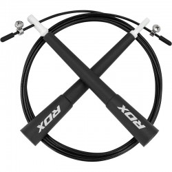 RDX Springseil C8 schwarz