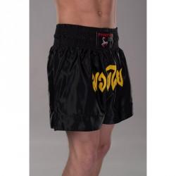 Phoenix Budos Finest Thai Shorts Schwarz